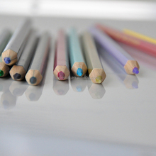 best seller color drawing pencil rainbow color pencil high quality color pencils
