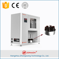 ZonWon High Accurate Auto Measure and Auto Cleaning viscosity laboratory test equipment