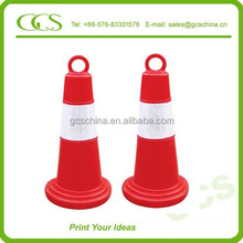 sport training cones plastic set full orange/white/yellow/blue cone soft flexible safety pvc traffic con