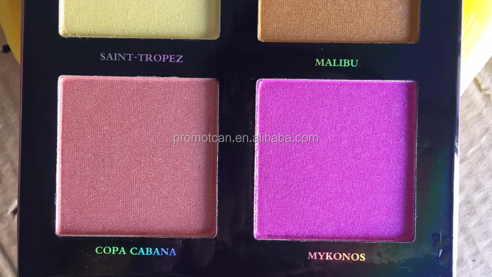 private label highlighter pressed powder makeup face highlighter powder