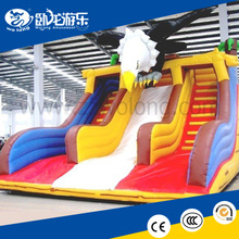 inflatable trippo slide, bouncy castle canada