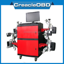 4 Wheel Laser Alignment price of Tire Alignment System Wheel Aligment machine