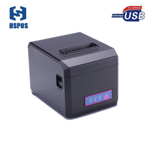 oem 80mm thermal printer 300 mm / second ultra high-speed printing HS-E81U