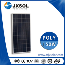 Solar panel 150w polycrystalline solar cell made in China