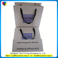 Customized printed download opera mini 3.2 for mobile paper bags