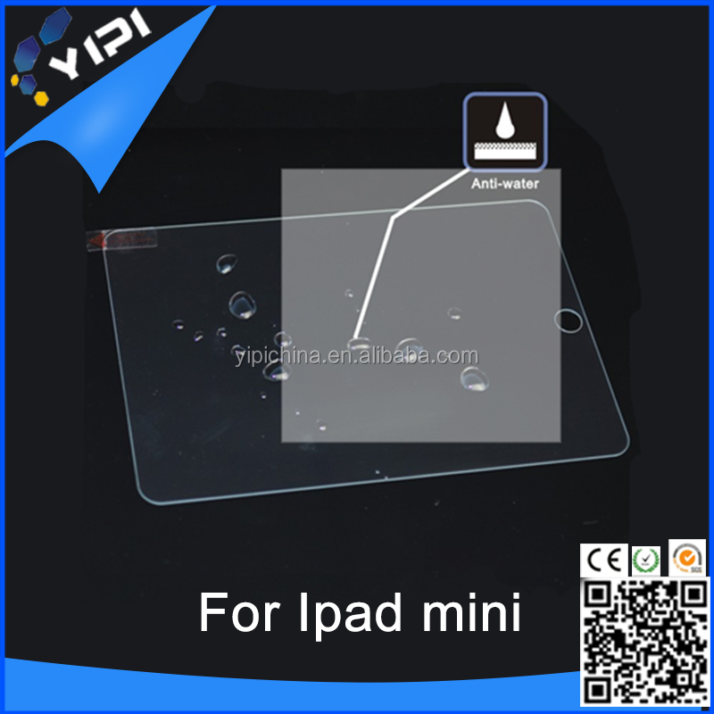 "High CLEAR LCD Front Screen Protector For Apple iPad Mini 7.9"" HD tablet film Guard Display Cover with Clean Cloth Hot item"