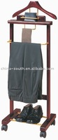 J-31 Hotel guest room wood Clothes/trousers hanger