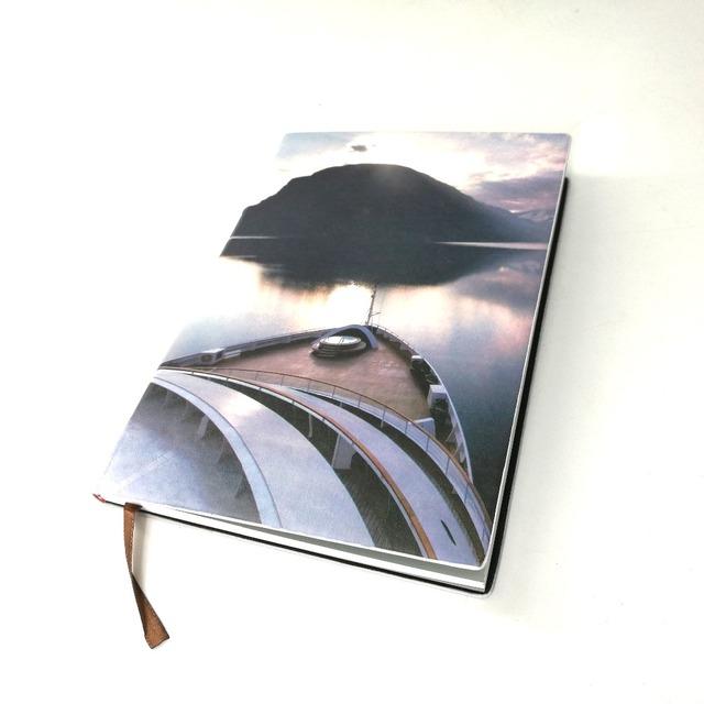 Handmade Leather Bound Journal Custom Note Book