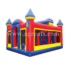 Hot Giant House Inflatable Bouncer Combo Bounce Castle House Jumper for Kids Play G3122