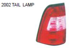 FOR ISUZU TFR '98-2000 Auto Car tail lamp tail light 2002
