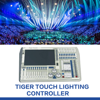 Aiweidy professional online product stage light tiger touch led light controller