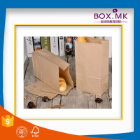 High Quality Brown Handmade Kraft Lawn And Leaf Bag