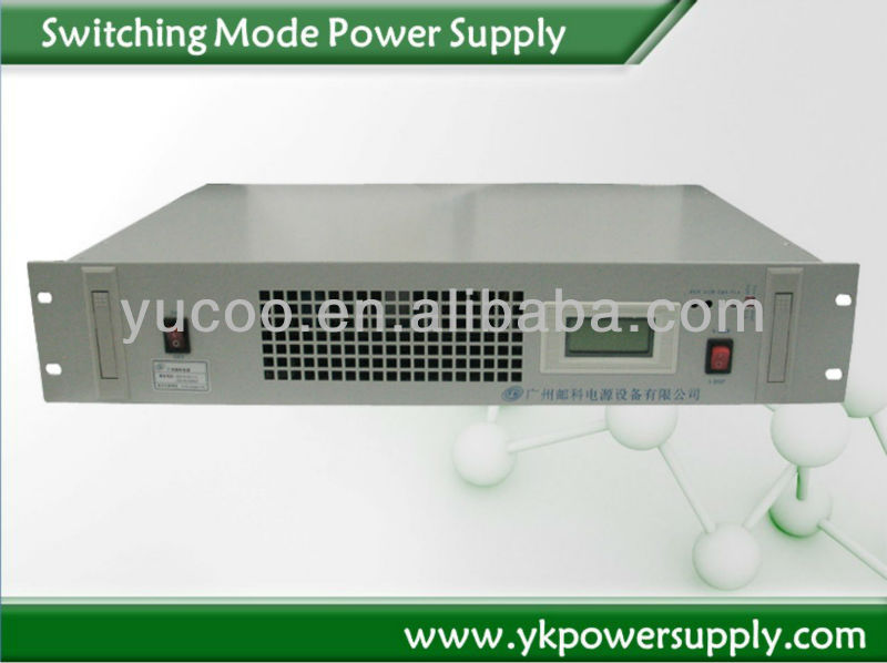 DC output voltage adjustable switching mode power supply