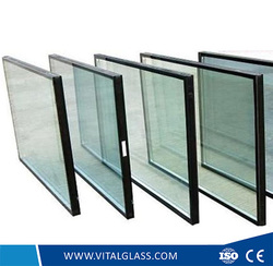 5+9A+5mm Double Glazing Hollow Vacuum Insulated Glass