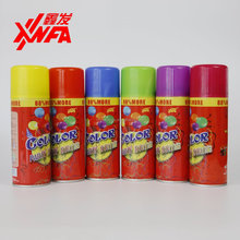 Aerosol Type Christmas Party String party confetti spray