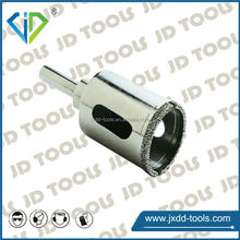 Electroplated Diamond Core Drilling for ceramic, stone and glass.