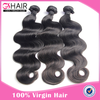 Grade 7A virgin hair weaving remy italian body wave hair