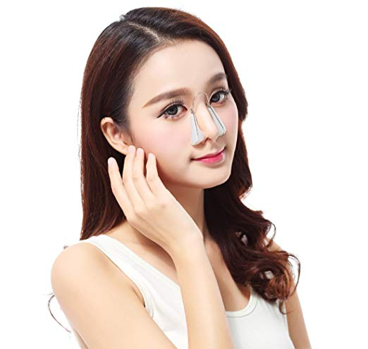 Waterproof  Swimming Competition nose Protector Nose  Up Lifting Comfort beauty Nose Shaping Clip