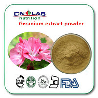 Pure and natural high standard Geranium extract powder