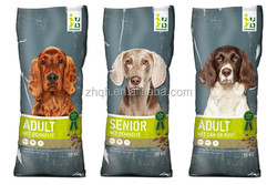 Dog and cat food bags made in China leading factory
