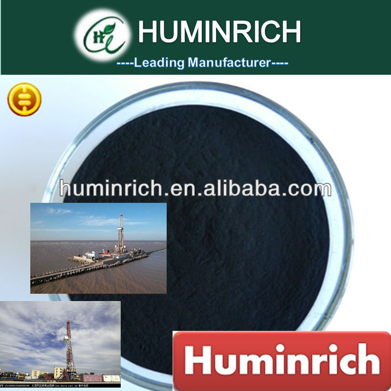 Huminrich Shenyang Humate Humic Acid Sidewall Stabilizer drilling fluid shale shaker