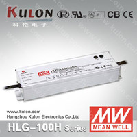 Meanwell LED Driver IP65 100W 48V HLG-100H-48A