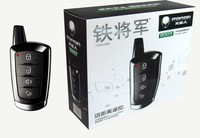 Hot sell one way voice car alarm security system 6003 with PIN code programmable