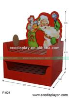 Christmas Promotion Cardboard Stackable Tray for Sweets