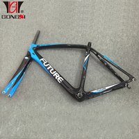 2016 new design china carbon bike frame