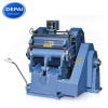 Die cutting creasing and hot stamping machine for paper box with best price