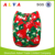 Alvababy Strawberry Pattern Washable Cloth Diaper Modern Cloth Nappies