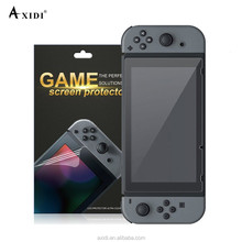 Anti Shock Clear Screen Protector For Nintendo Switch NanoShield