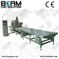 BCAMCNC! wood cutting tool BCM1325E professonal for panel furniture machine