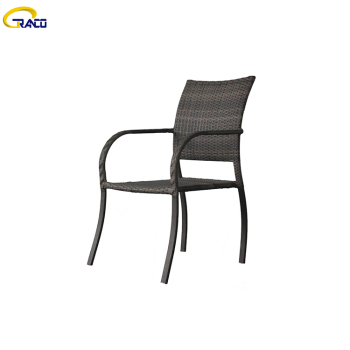 outdoor unique rattan dinning chair