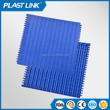 Plastic curved transport Modular belt for automatic line