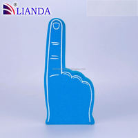 cheering foam,accpeted custom foam hands,advertising foam finger