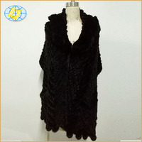 fashiobale Strong and durable Wholesale low price mink fur muffler