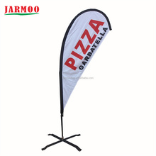 Customized Cheap teardrop banner Flag