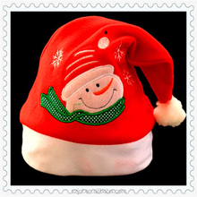2017 Sale Brand New Home Party Decor Christmas Gift Christmas Santa Claus Hat For Adults / Kids