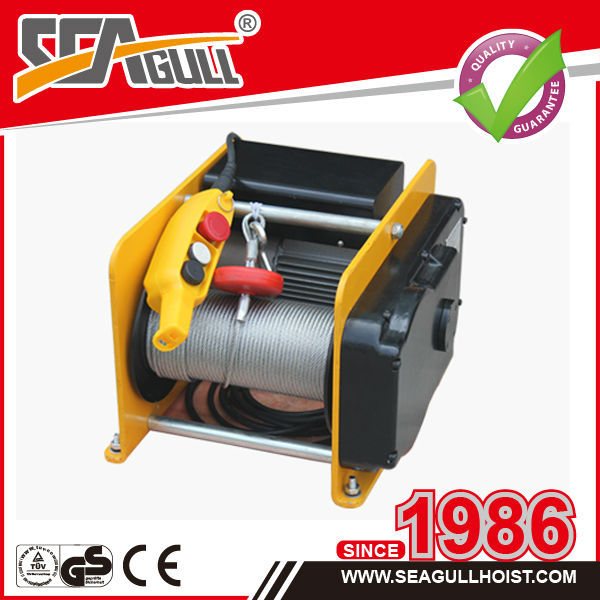 ELECTRIC WINDLASS,electric drum winch