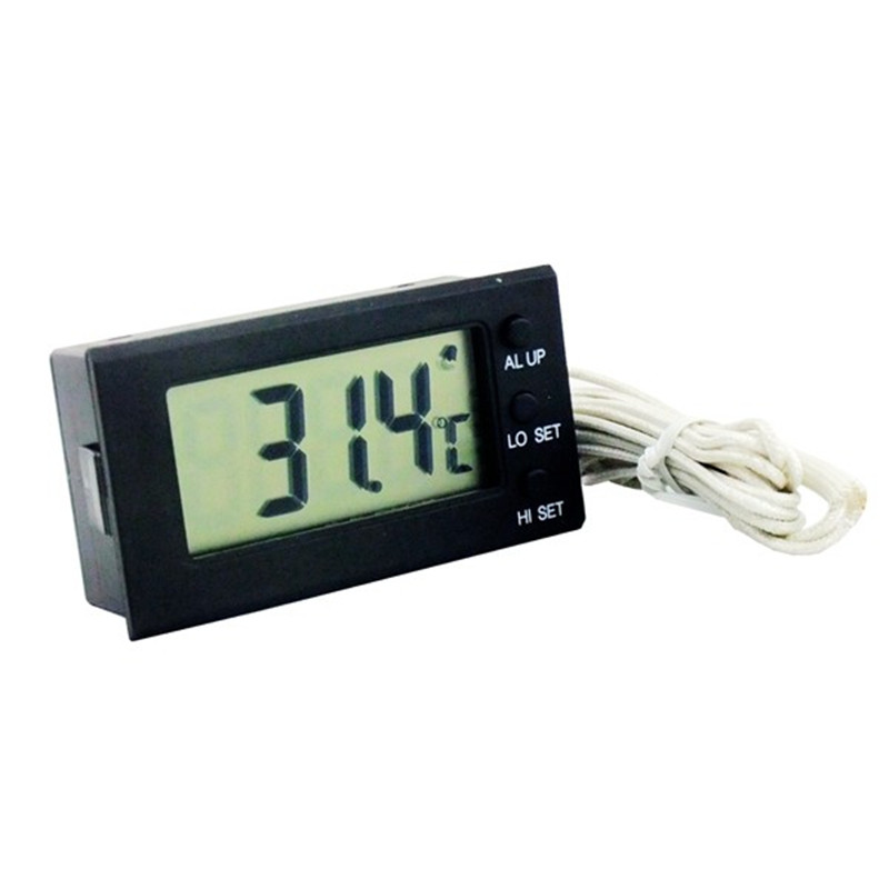 Hot water temperature gauge, High temperature alarm meter