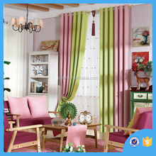 TOP ONE Latest design polyester cafe living room curtain