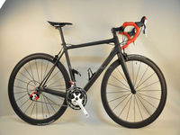 Factory price Dengfu professional team hot carbon frame road racing in DI2 style