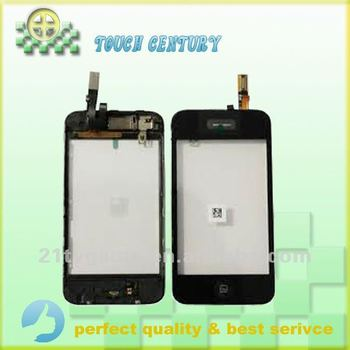 Touch screen For iPhone 3GS,mobile phone touch lcd