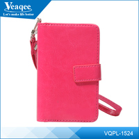Veaqee Custom Silicone Mobile Phone Case,Leather Phone Case,Flip Cover Made In China