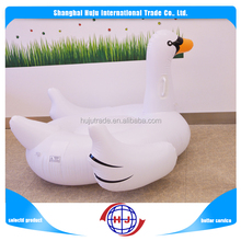 China cheapest inflatable floating giant swan