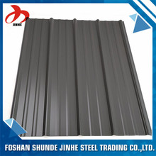China supplier foshan zinc aluminium corrugated steel roofing sheet for bhushan