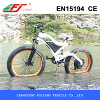 Cheap 2 wheeled hummer cruiser electric fat bike EN15194