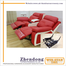 China factory hot sale swivel chair base for recliner plate