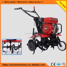 Agricultural Machinery Hand Push Garden Mini Plough Machine Rotary Tiller Cultivator